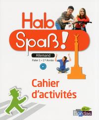 HAB SPASS ALLEMAND NIV 1 TP