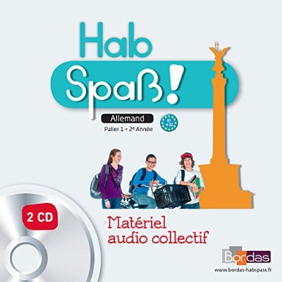 HAB SPASS NIV 2 AUDIO CLASSE 20