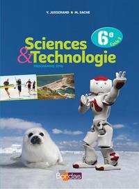 SCIENCES ET TECHNOLOGIE 6E 2016 - MANUEL ELEVE