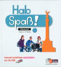 HAB SPASS NIVEAU 2 MVPI ADOPTAN