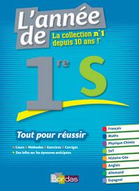 L'ANNEE DE 1ERE S - TOUT POUR REUSSIR