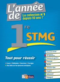 L'ANNEE DE 1ERE STMG TOUT POUR REUSSIR
