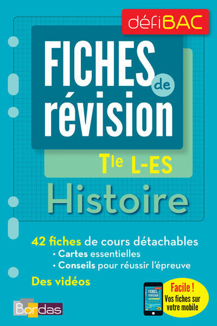 DEFIBAC - FICHES DE REVISION - HISTOIRE TLE L-ES