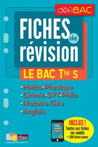 DEFIBAC COMPILATION FICHES DE REVISION LE BAC TLE S