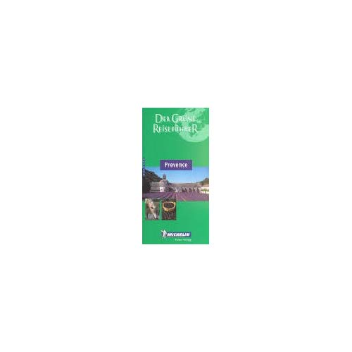 GUIDE VERT PROVENCE - ALLEMAND