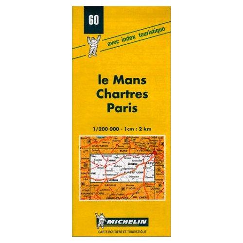 LE MANS/CHARTRES/PARIS