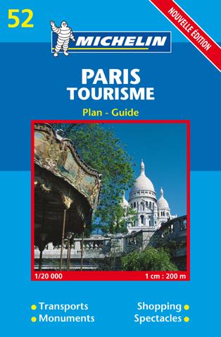 PLAN PARIS TOURISME 2009