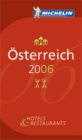 GUIDE MICHELIN OSTERREICH 2006