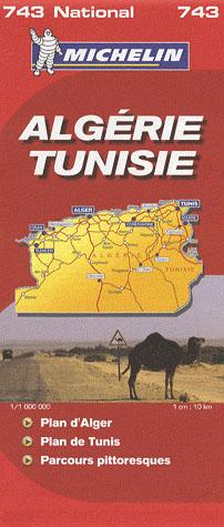 CN 743 ALGERIE TUNISIE
