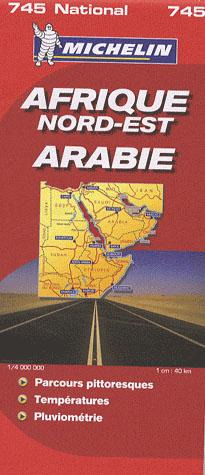 CN 745 AFRIQUE NORD-EST, ARABIE