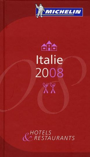 GDE ROUGE ITALIE 2008 (EN FRANCAIS)