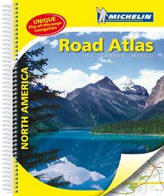 ATLAS NORTH AMERICA ROAD (ANGLAIS)