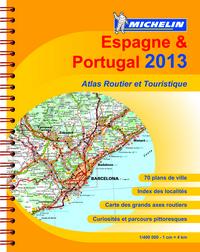 ATLAS ESPAGNE-PORTUGAL 2013 SP