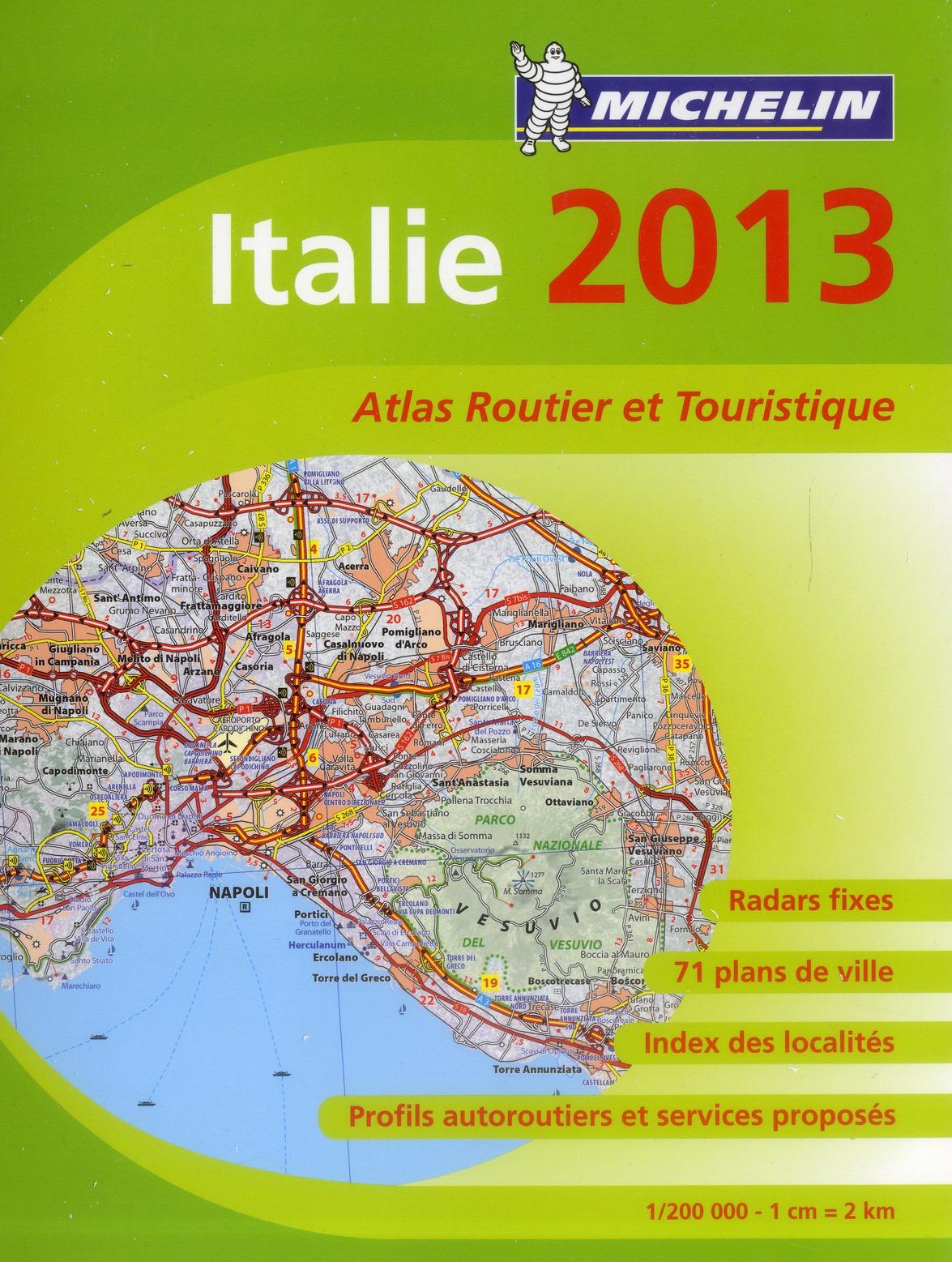 ATLAS ITALIE SPIRALE 2013