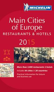 MAIN CITIES OF EUROPE 2015