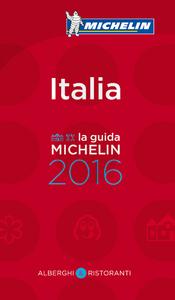 ITALIA - LA GUIDA MICHELIN 2016