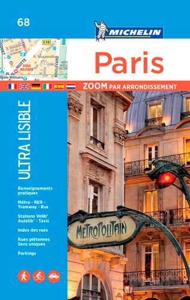 PARIS PAR ARRONDISSEMENT (ZOOM)