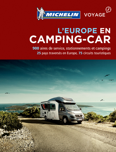 EUROPE EN CAMPING-CAR 2017