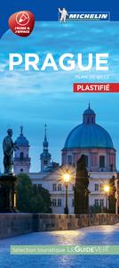 PRAGUE - PLAN DE VILLE PLASTIFIE