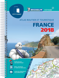 ATLAS FRANCE 2018 PETIT FORMAT