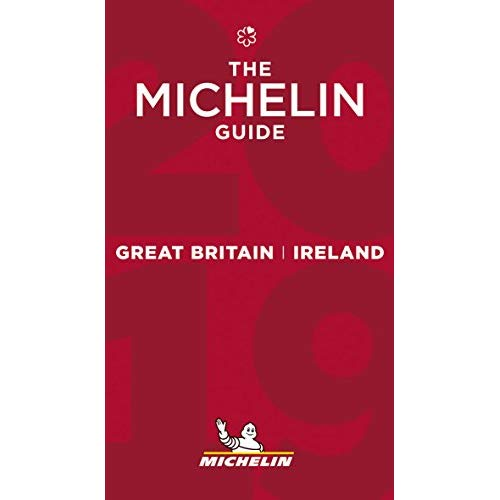 GREAT BRITAIN & IRELAND - THE MICHELIN GUIDE 2019