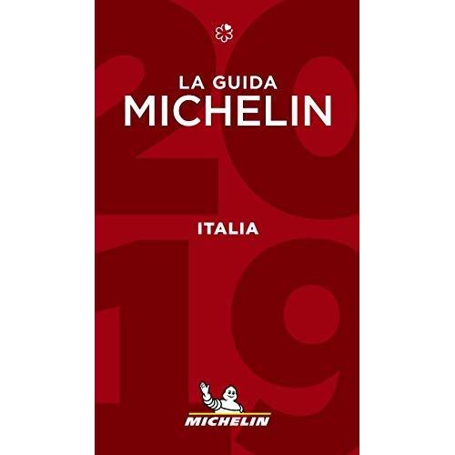 ITALIA - LA GUIDA MICHELIN 2019