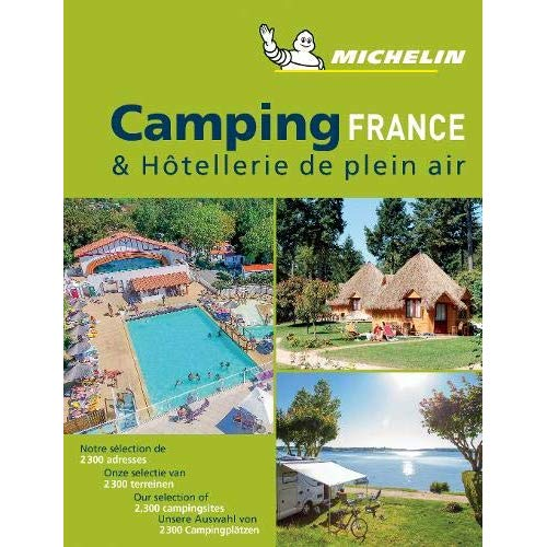 GUIDE CAMPING FRANCE & HOTELLERIE DE PLEIN AIR