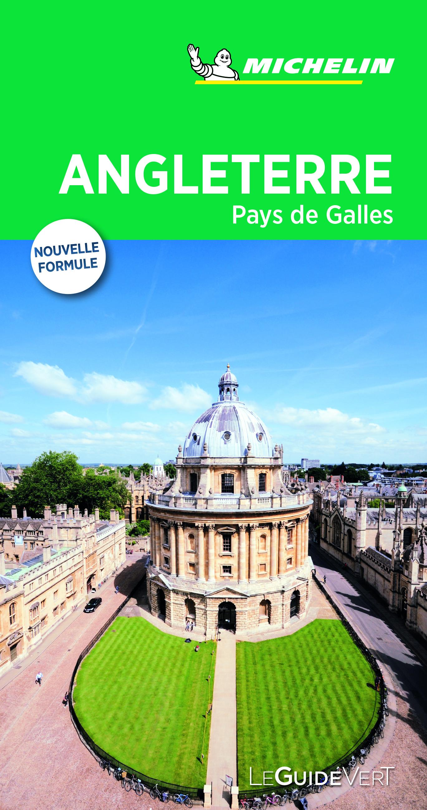 GUIDE VERT ANGLETERRE PAYS DE GALLES