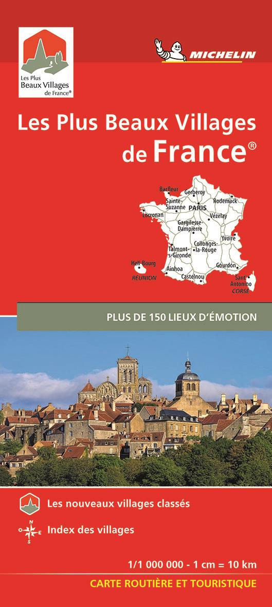 LES PLUS BEAUX VILLAGES FRANCE 2021