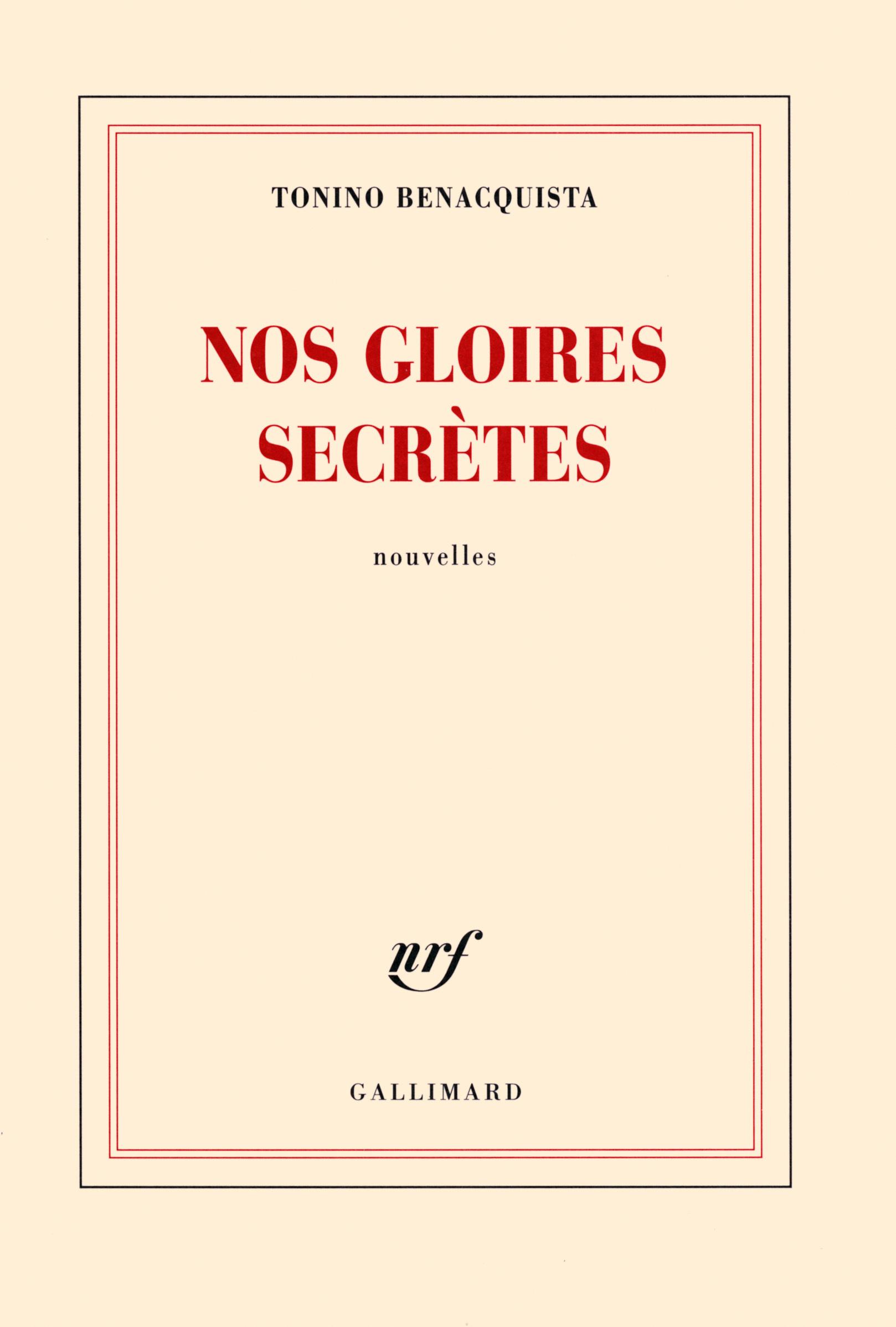 NOS GLOIRES SECRETES