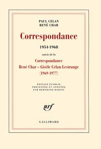 CORRESPONDANCE (1954-1968)
