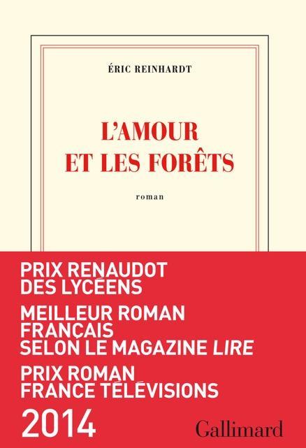 L'AMOUR ET LES FORETS ROMAN