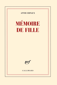 MEMOIRE DE FILLE