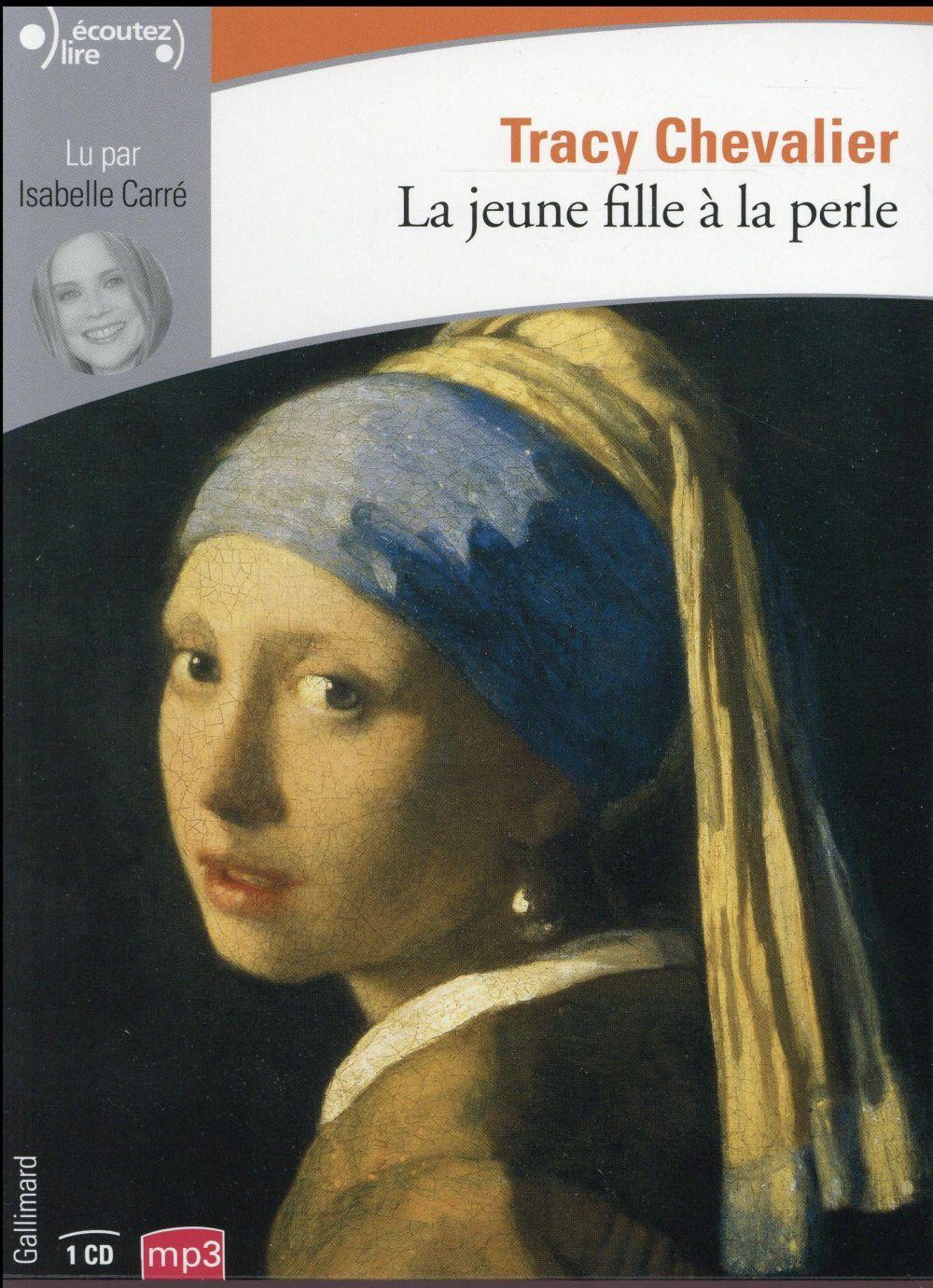 LA JEUNE FILLE A LA PERLE CD