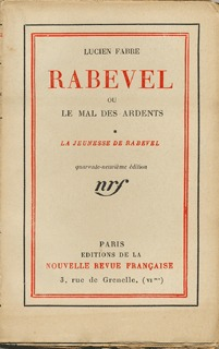 RABEVEL OU LE MAL DES ARDENTS LOT 3V