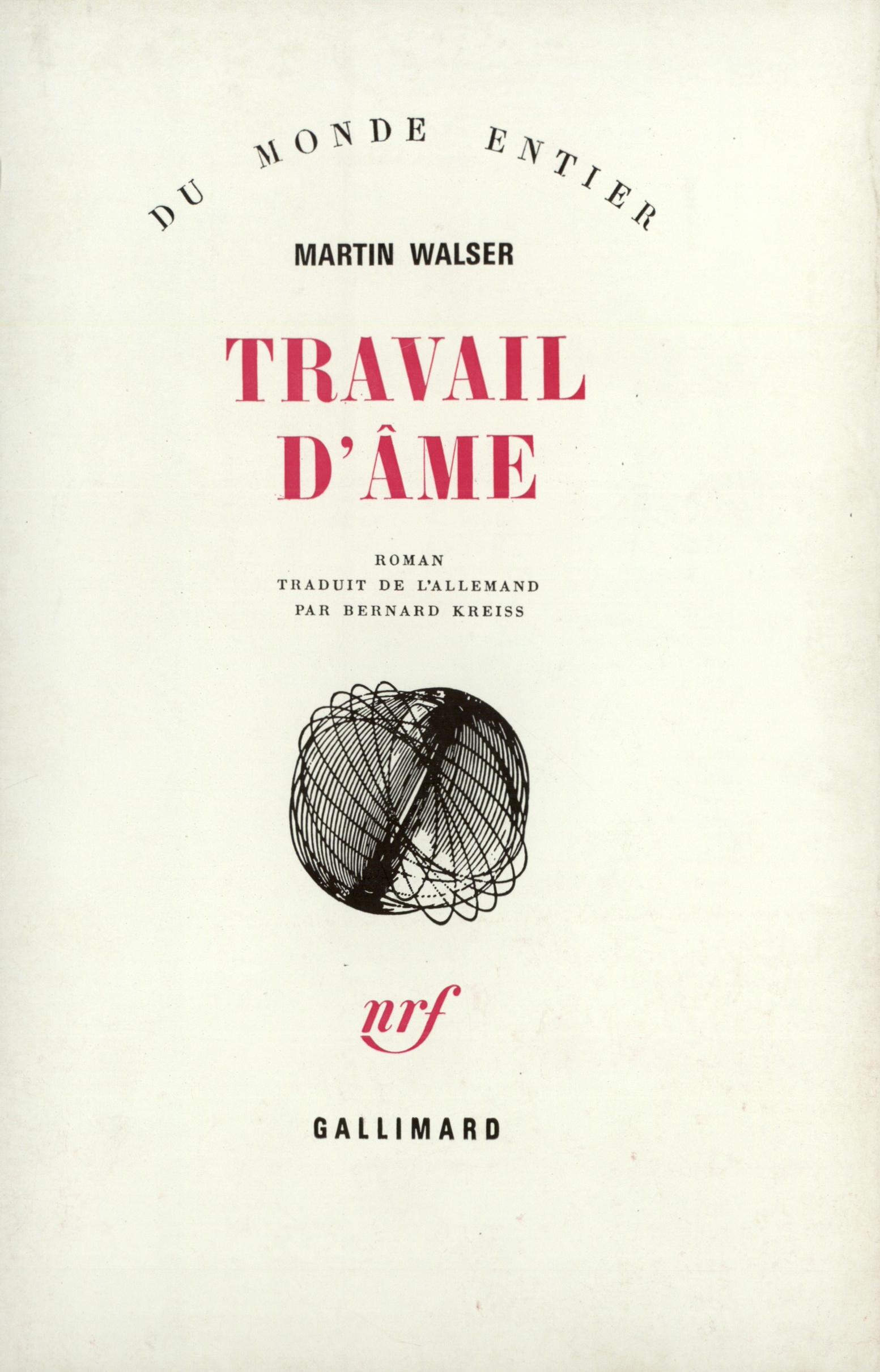 TRAVAIL D'AME