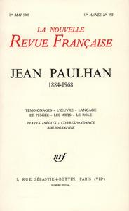 Jean Paulhan N° 197