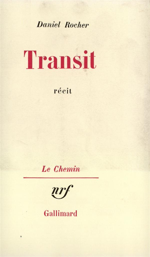 TRANSIT RECIT