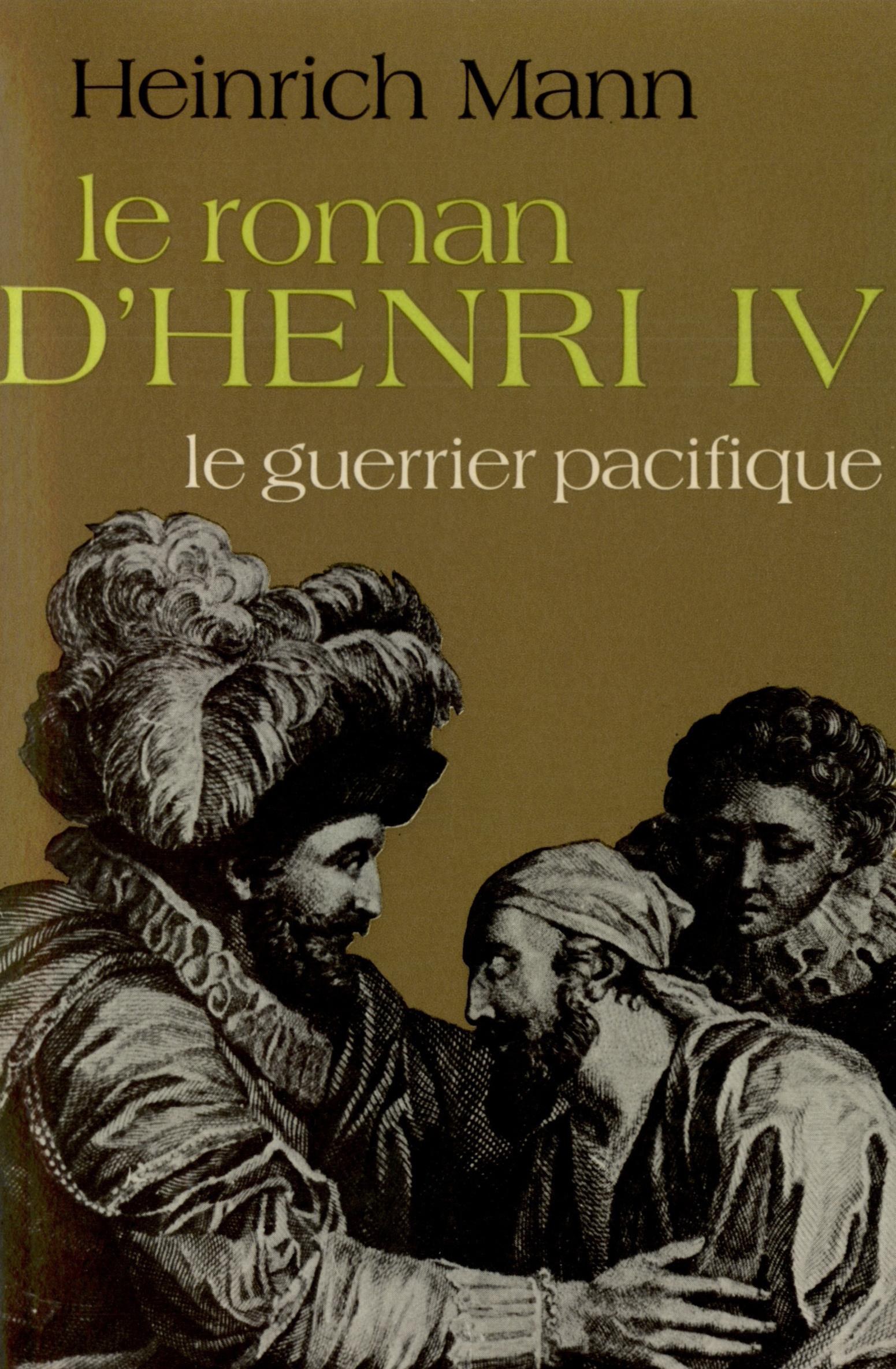 LE ROMAN D'HENRI IV T3