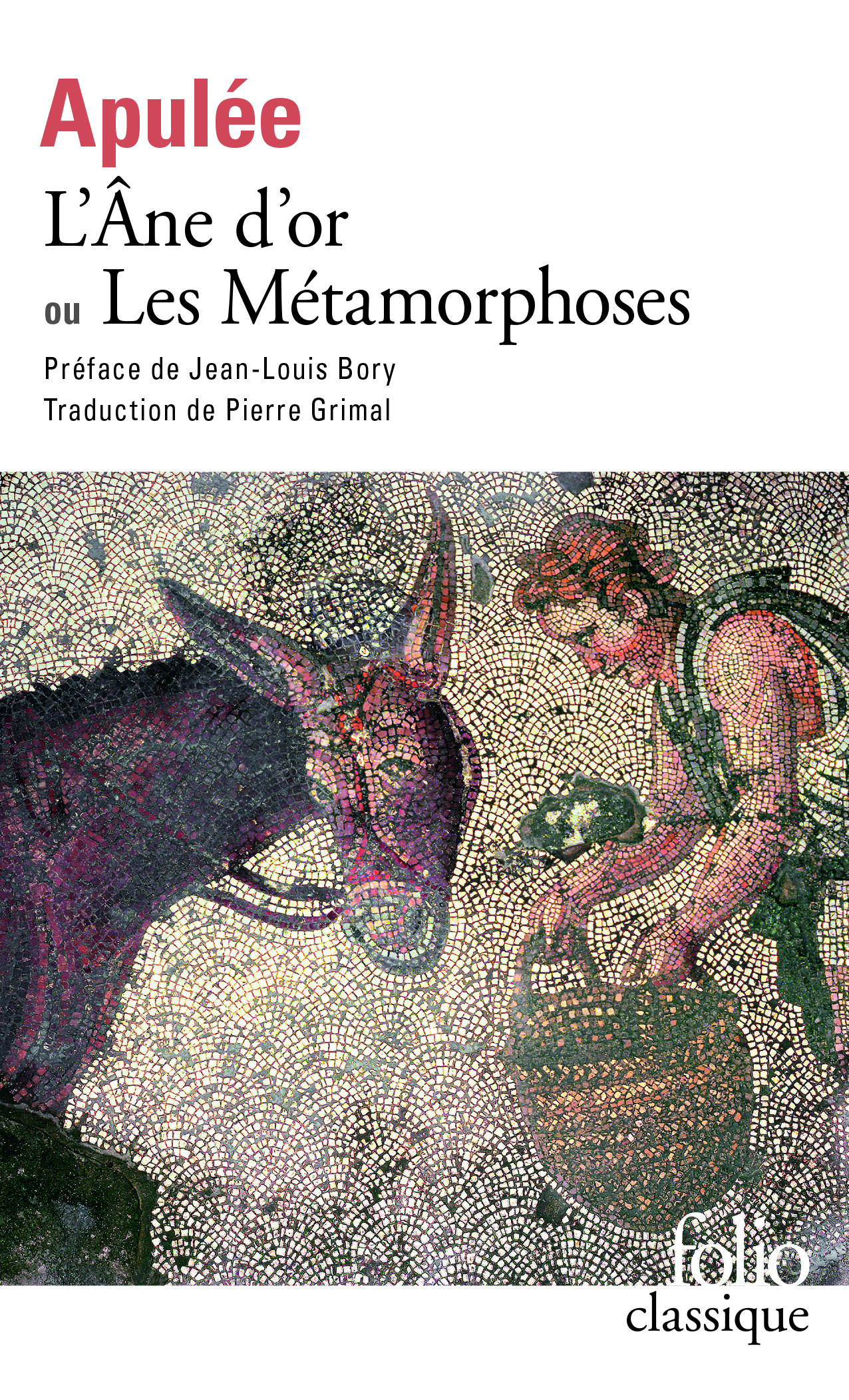 L'ANE D'OR OU LES METAMORPHOSES