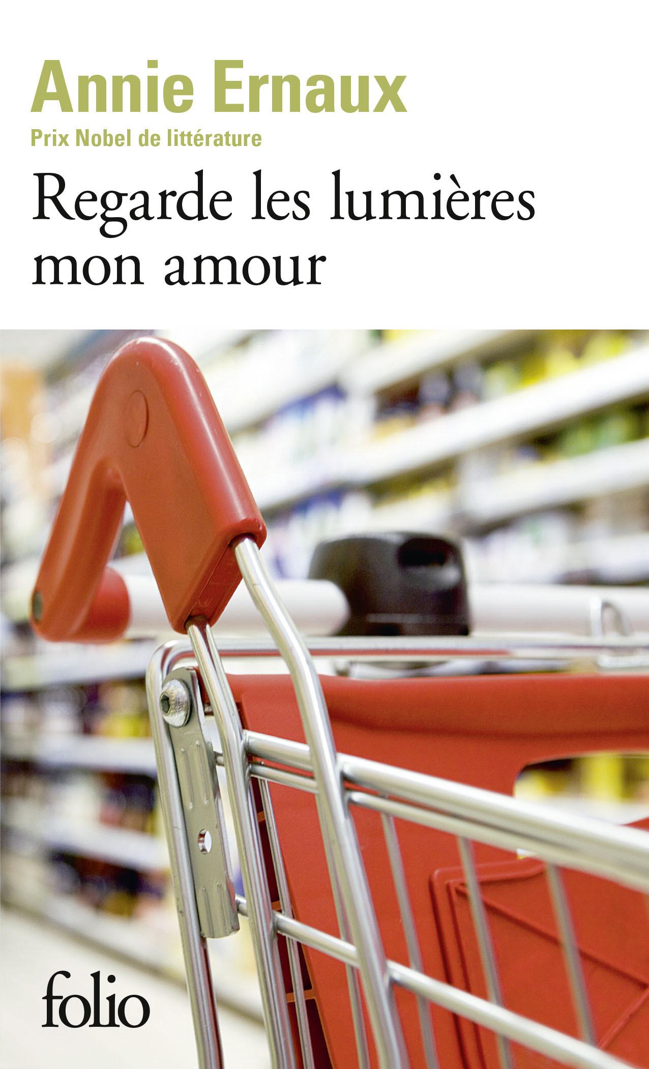REGARDE LES LUMIERES MON AMOUR