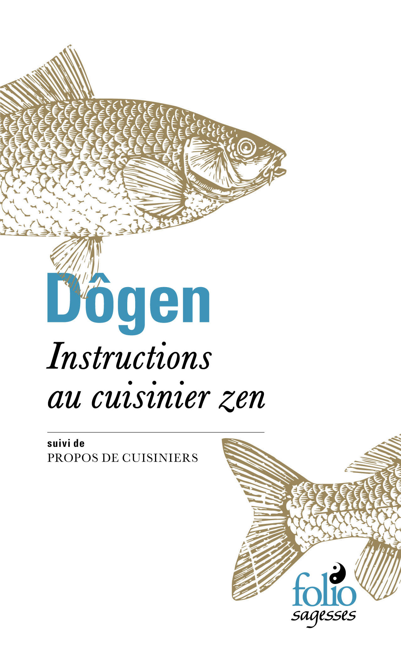 INSTRUCTIONS AU CUISINIER ZEN