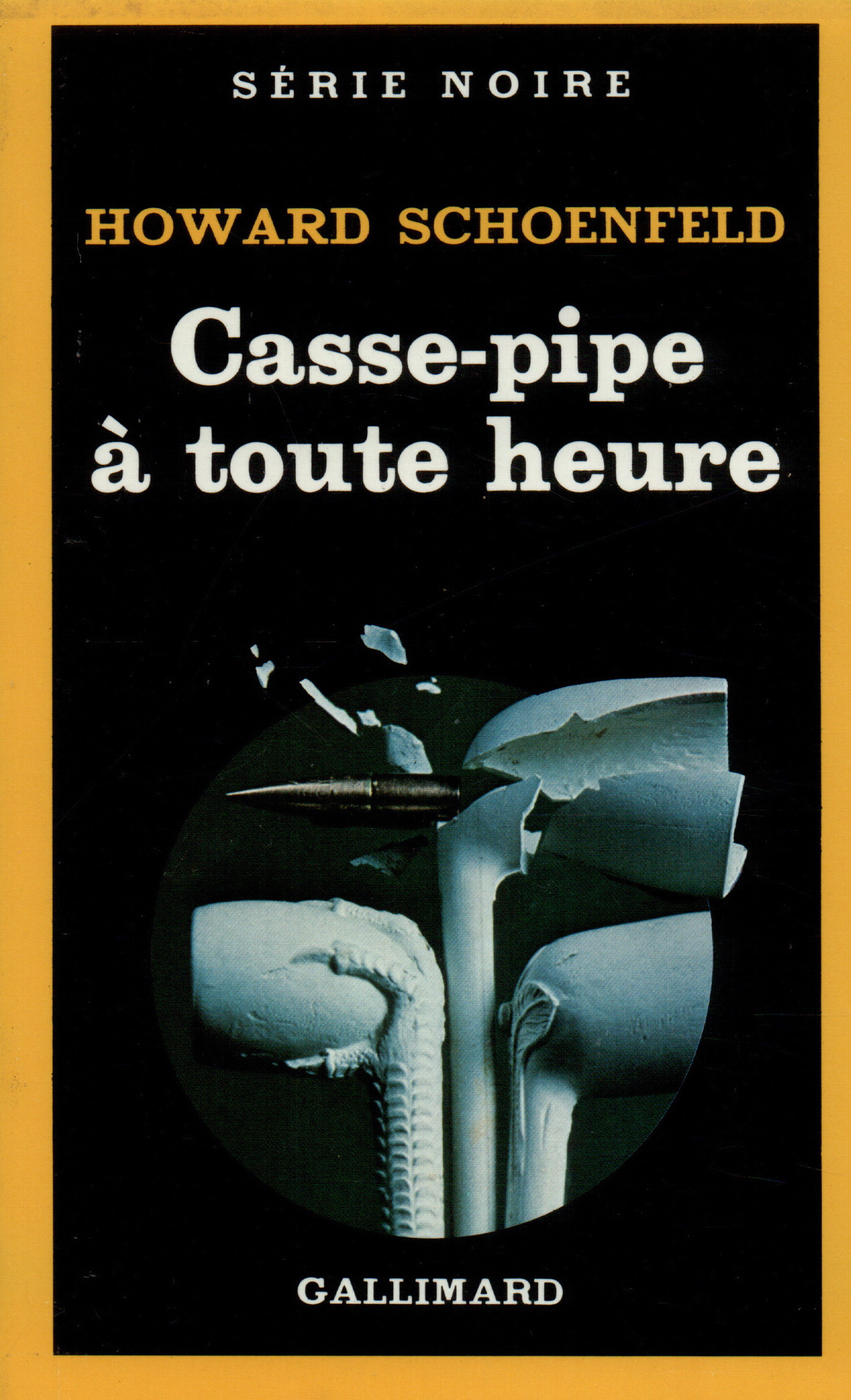 CASSE-PIPE A TOUTE HEURE