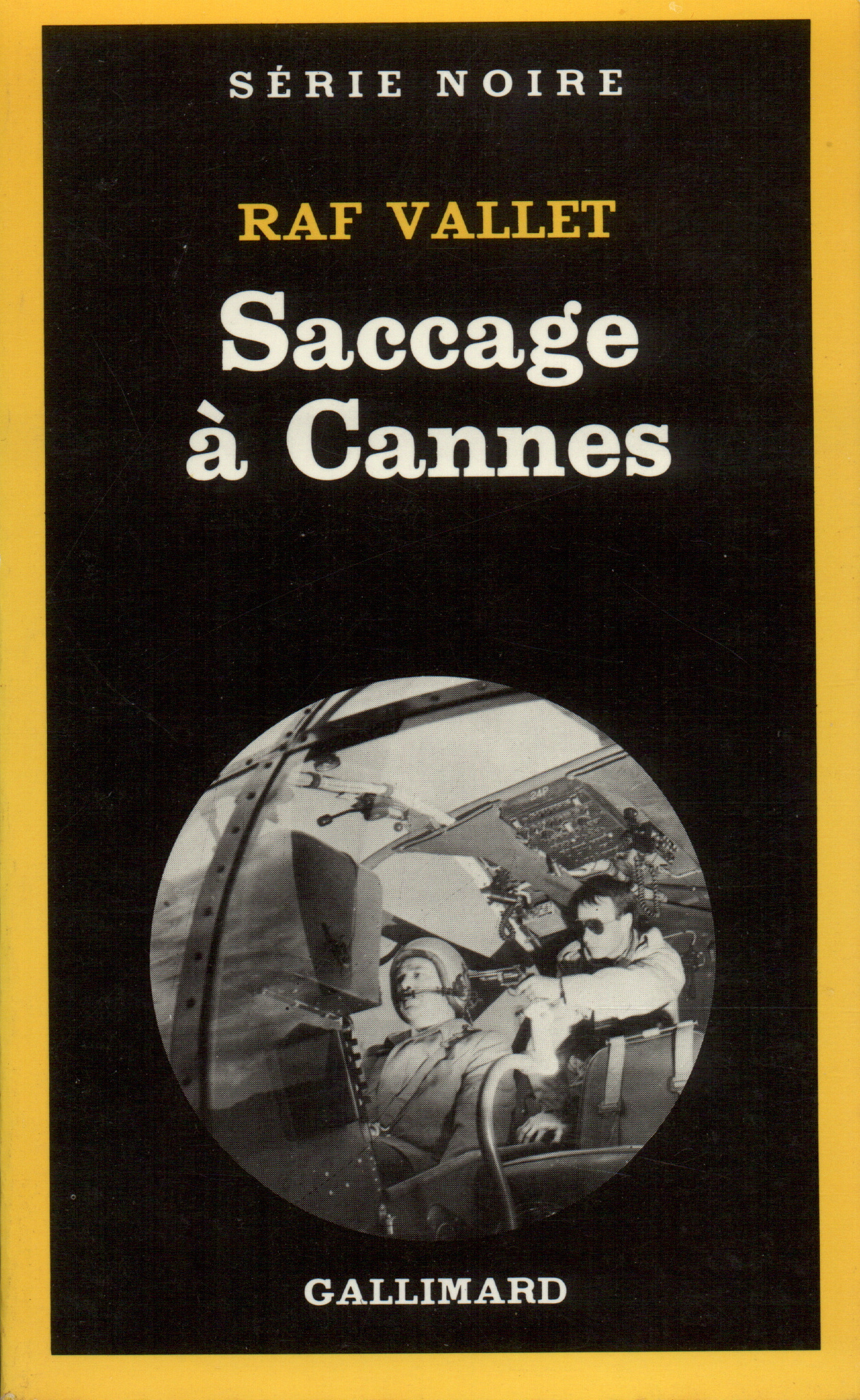 SACCAGE A CANNES