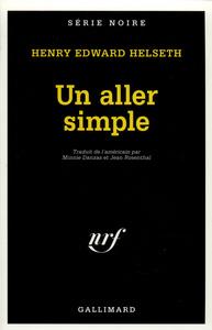 UN ALLER SIMPLE