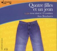 QUATRE FILLES ET UN JEAN CD