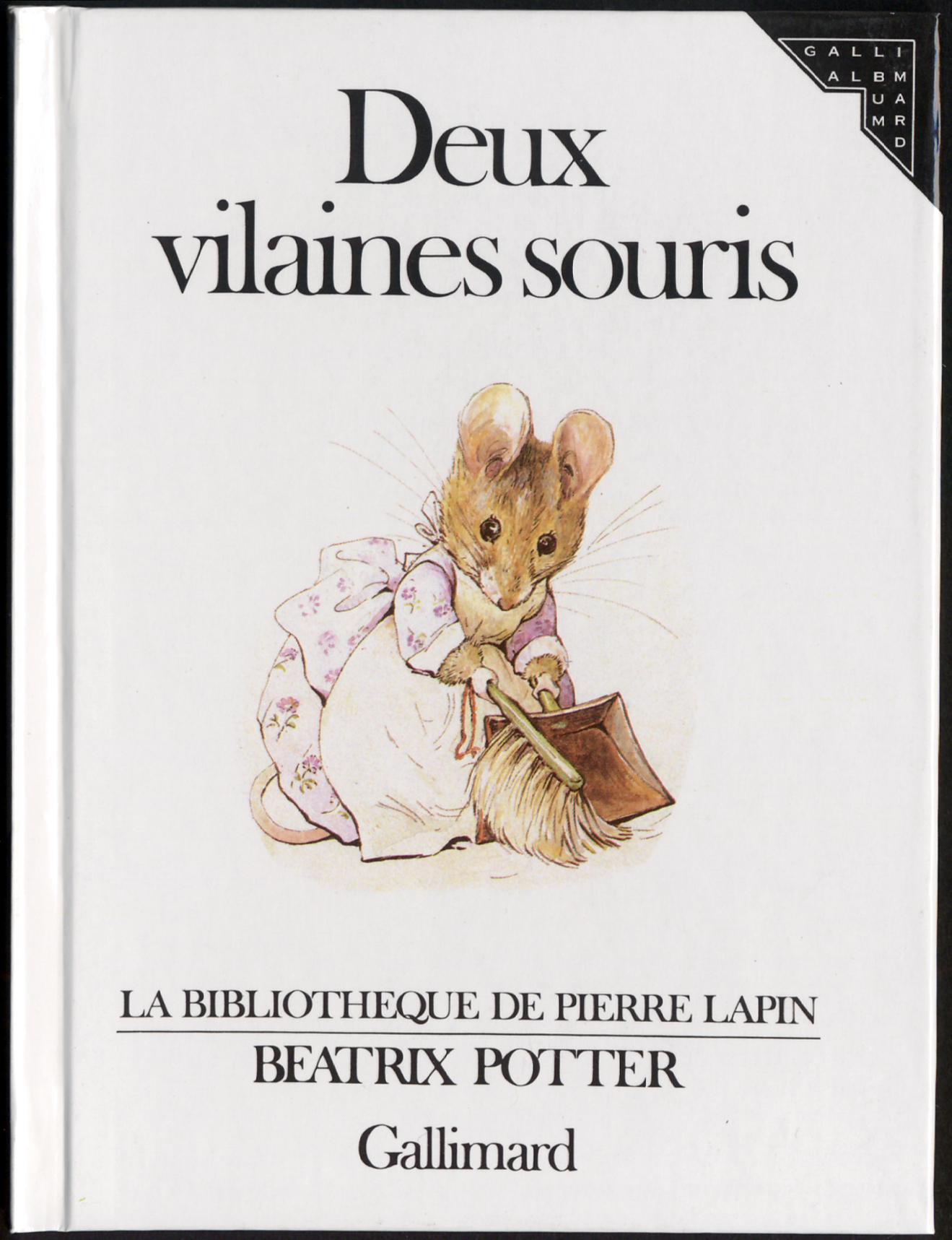 DEUX VILAINES SOURIS