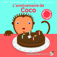 L'ANNIVERSAIRE DE COCO LIV CD