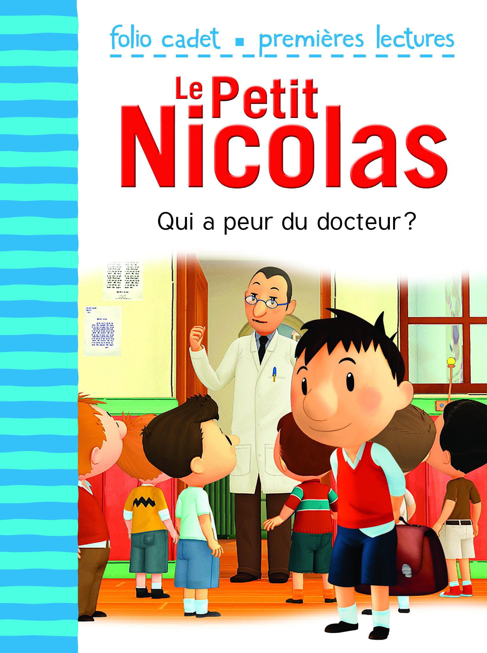 QUI A PEUR DU DOCTEUR ?