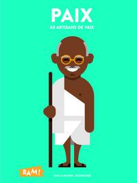 BAM ! - PAIX - 40 ARTISANS DE PAIX